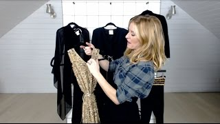 Cocktail Party Wardrobe How To