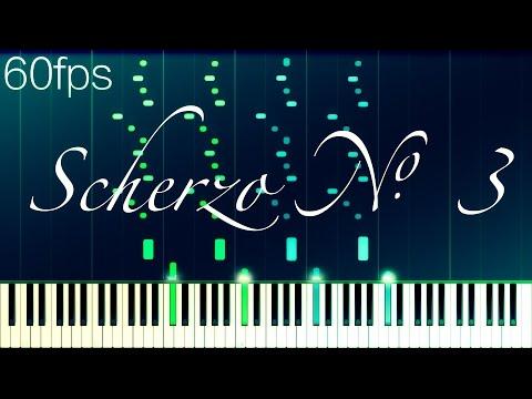 Scherzo No. 3, Op. 39 // CHOPIN
