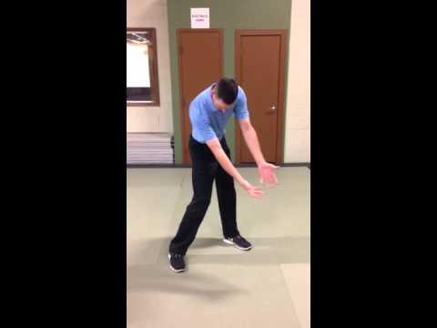 Anti-rotation Plank