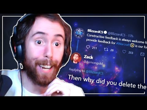 Asmongold Destroys Blizzard with FACTS: Why BfA Sucks (Best of Asmongold Ep. 102)