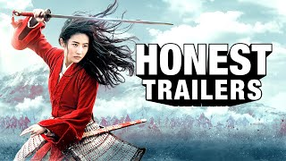 Honest Trailers | Mulan (2020)