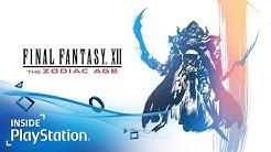 Final Fantasy XII The Zodiac Age für PS4 – Deutsches Gameplay und die wichtigsten Neuerungen!