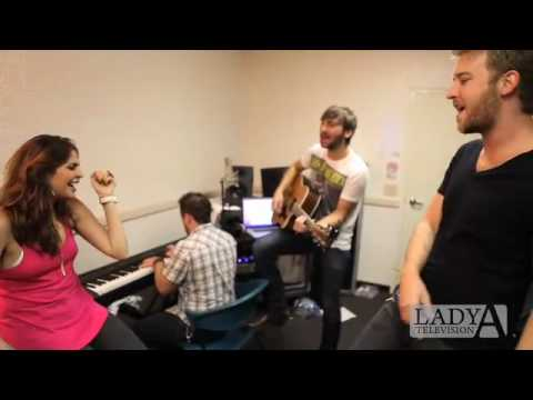 Webisode Wednesday - Episode 109 - Lady Antebellum