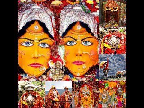 Nanda Devi Mandir Pooja Belapur Navi Mumbai Devbhomi Lok Kala Udgam Charitable Trust 4 November 2017