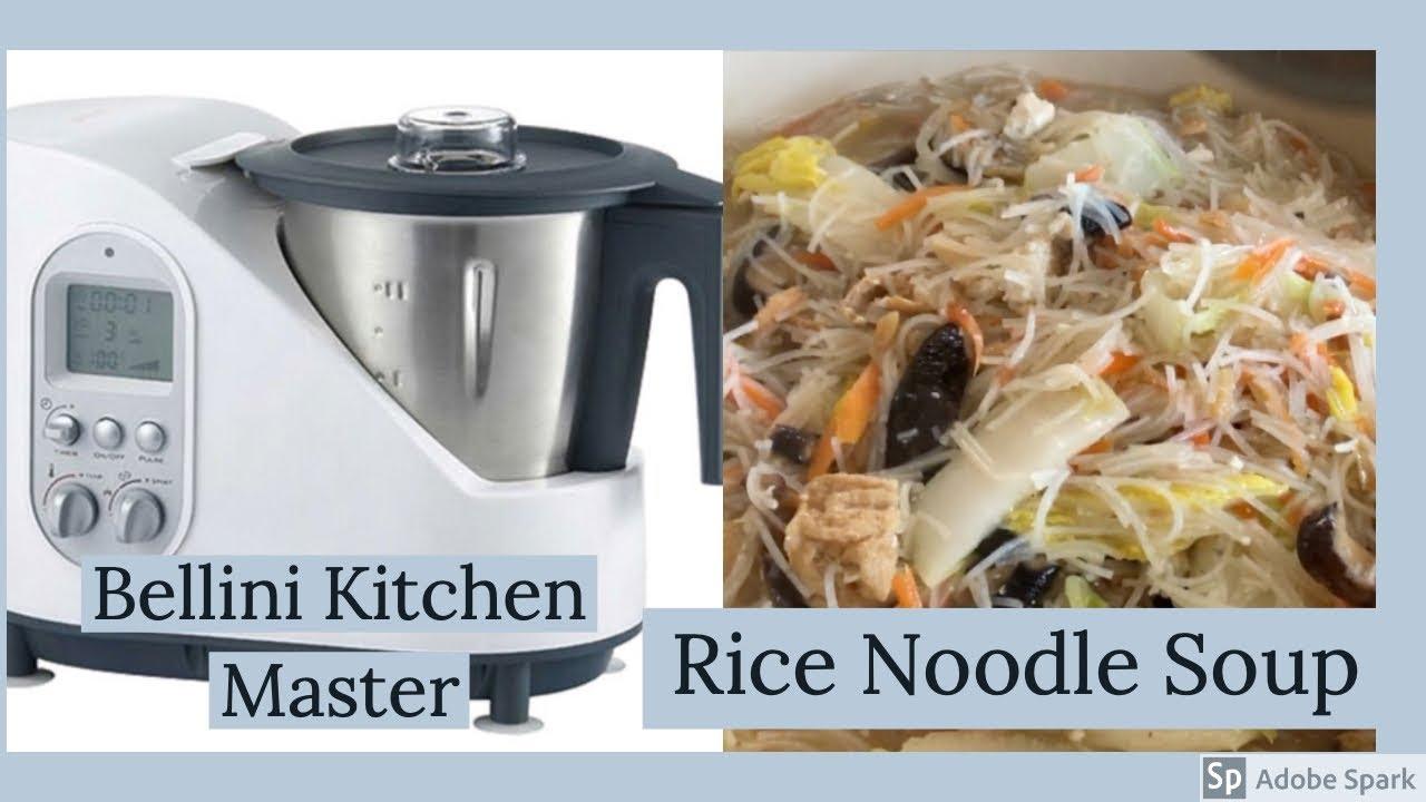 DZ³ç²‰æ¹¯ Rice Noodle Soup Bellini Kitchen Master Youtube