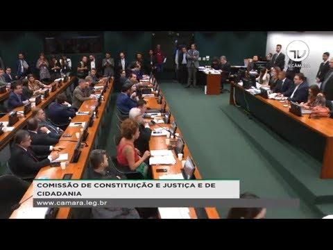 Constituição e Justiça e de Cidadania - Votação de propostas - 12/06/2019 - 10:57