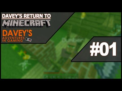 Return to Minecraft | EP01 | Starting Fresh