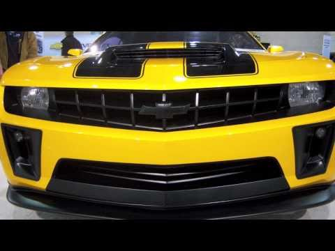 Transformers 2 Camaro Bumblebee - YouTube