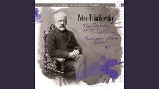 Peter Tchaikovsky. Children's Album. 18. Neapolitan song