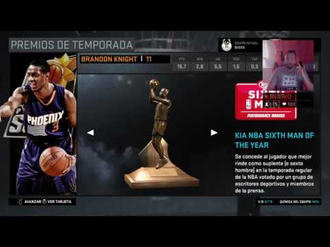 NBA 2K16 | WHAT IF BUCKS | FUTURO E ILUSIÓN