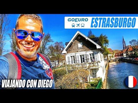 ESTRASBURGO con GOEURO en Viajando con Diego  FRANCIA STRASBOURG