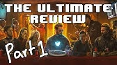 The Marvel Cinematic Universe - All Movies Reviewed and Ranked (Pt. 1)
