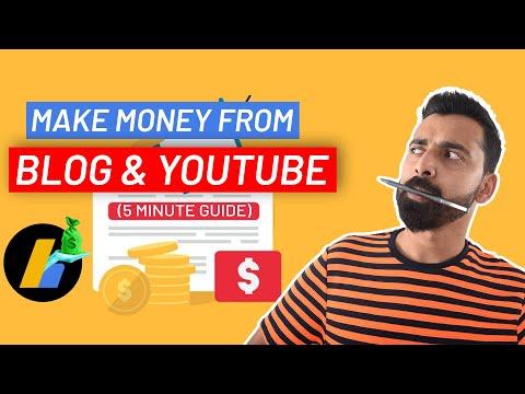 Brave Publisher Program Overview & Earning Proof - Make Money from YouTube & Blog