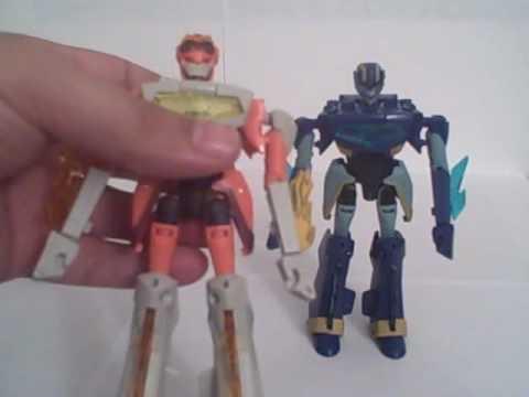 Transformers Animated Jetfire + Jetstorm = Safeguard