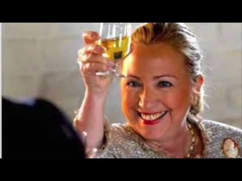 Image result for hillary drinking alcohol