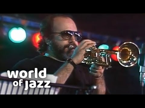 Randy Brecker/Bennie Wallace Band, live at the North Sea Jazz Festival • 12-07-1987 • World of Jazz
