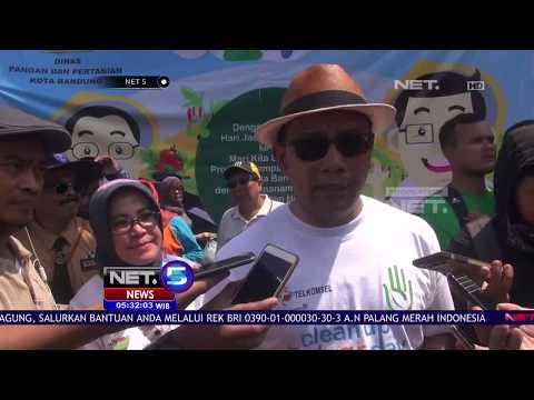 Ragam Tanaman Hias Hingga Konsultasi Dengan Petani di Bandung Agri Market - NET5