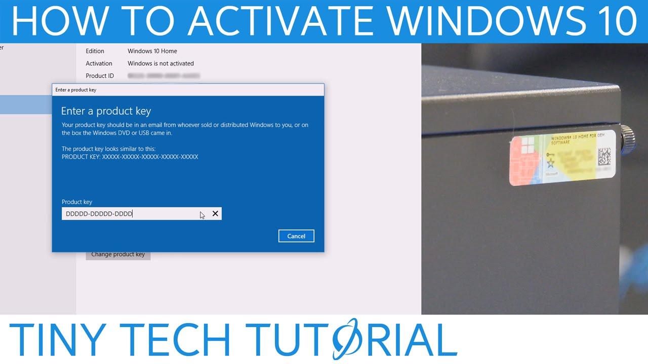 windows 10 find license key