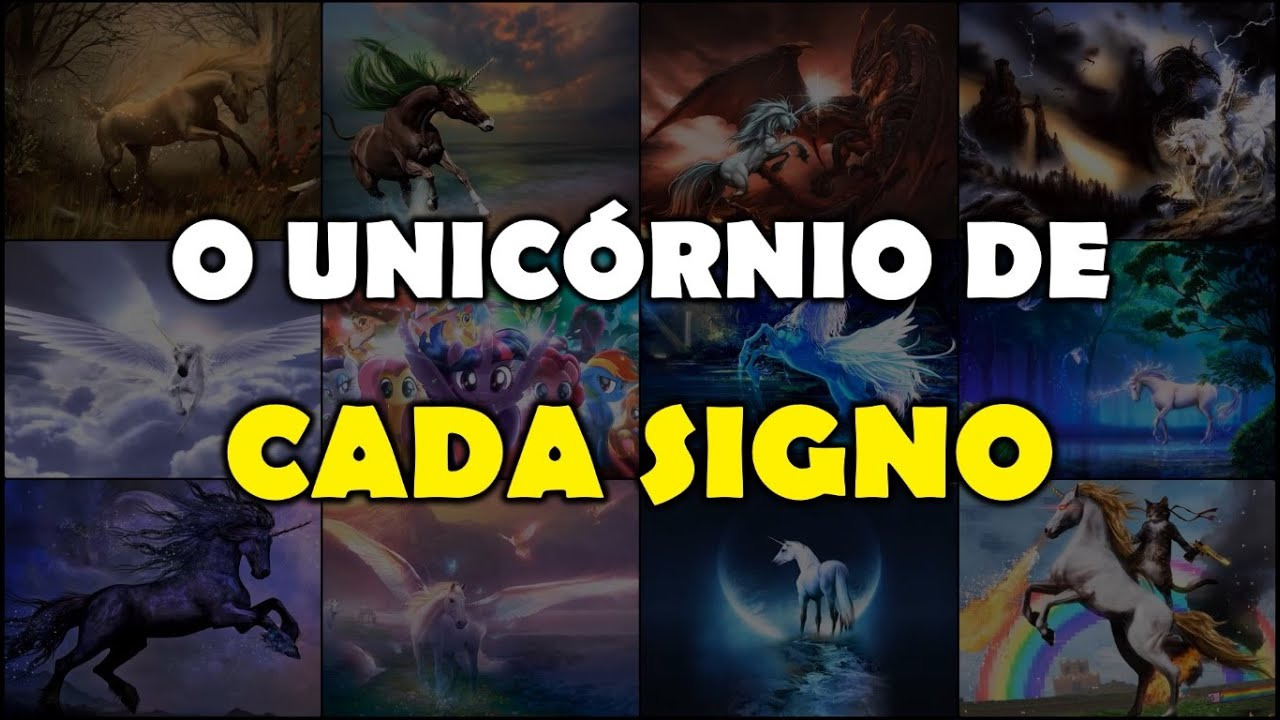 UNICÓRNIO DO TEU SIGNO