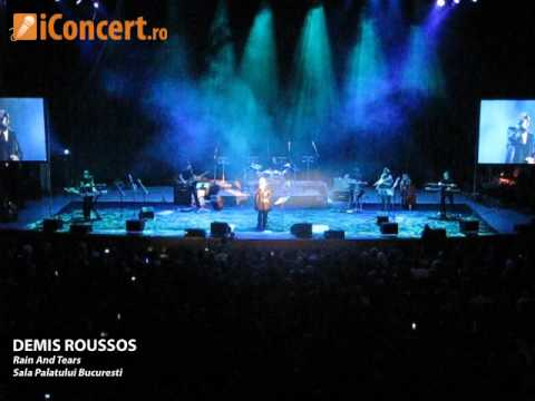 Demis Roussos - Rain And Tears (LIVE) @ Bucuresti - IConcert.ro