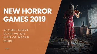 10 Biggest New Horror Games Of 2019 Still To Come | Pc, Ps4, Xbox One, Switch