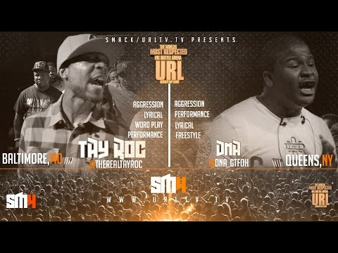 TAY ROC VS DNA SMACK/ URL