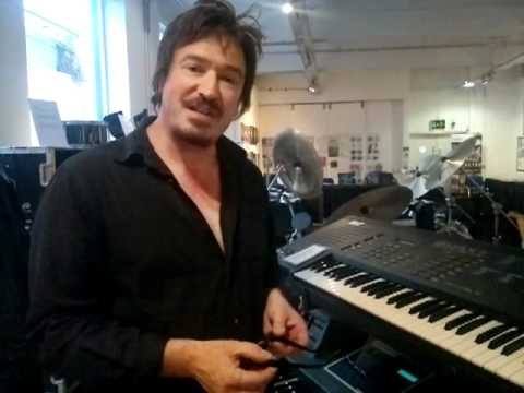Alan Wilder on Depeche Mode auction in Manchester