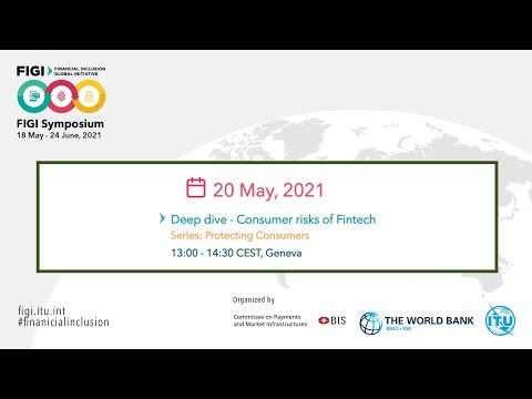 FIGI 2021 | Deep dive - Consumer risks of Fintech