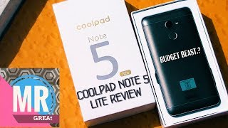 COOLPAD NOTE 5 LITE QUICK REVIEW [BEST REVIEW]