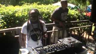 House In the Park : Salah Ananse for ATL WKNDR 2014
