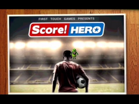 Score! Hero [By First Touch Games] Android IOS Gameplay HD