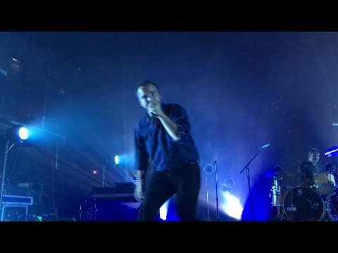 Future Islands  Time on Her Side Providence 5252017