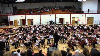 Download 2014 String Fling Concert - GMS 5th grade Orchestra - Bohemian Stomp - Sandra Dackow MP3 song and Music Video