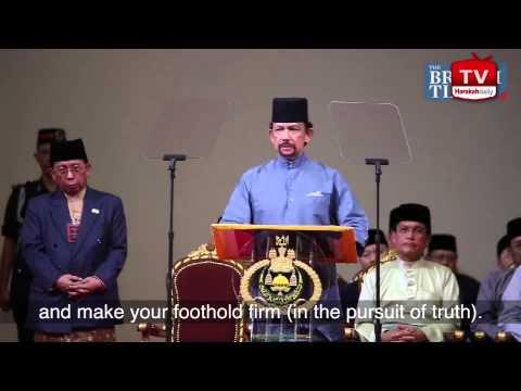 Brunei laksana hudud hari ini