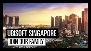 Inside Ubisoft Singapore