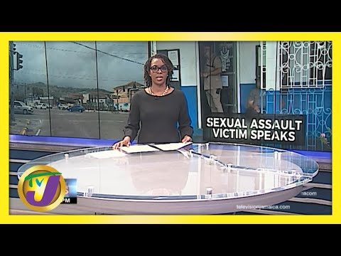 Alleged Sex Abuse Victim in Jamaica Speaks Out | TVJ News