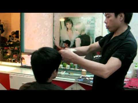 Tuan Duong Hair Salon tạo mẫu tóc cắt tóc nam Công Sở