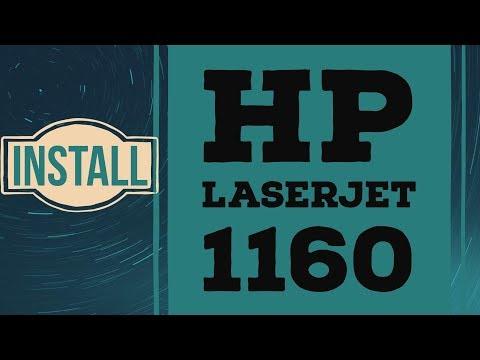 How To Install Hp Laserjet 1160 Printer Driver On Windows 10, Windows 7, Windows 8