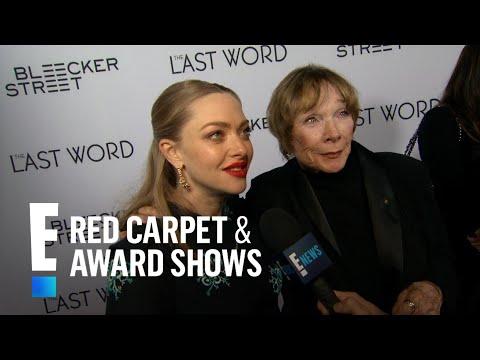 Amanda Seyfried and Thomas Sadoski Talk Pregnancy | E! Live from the Red Carpet
