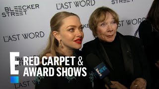 Amanda Seyfried and Thomas Sadoski Talk Pregnancy   E! Live from the Red Carpet