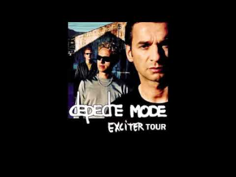 Depeche Mode 2001-06-24 Cleveland (complete concert // audio only)