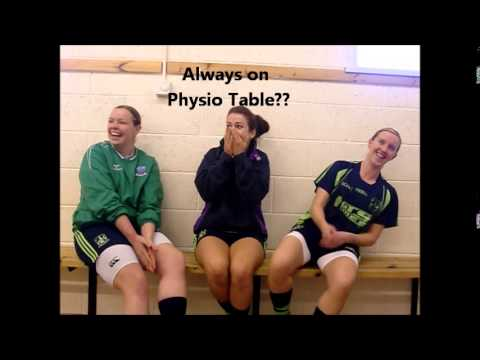 Fermanagh Ladies Team Mates