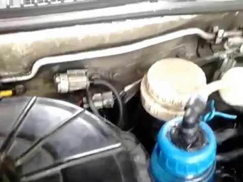 HHO Generator installed to Mitsubishi Lancer EL 1996 4G13