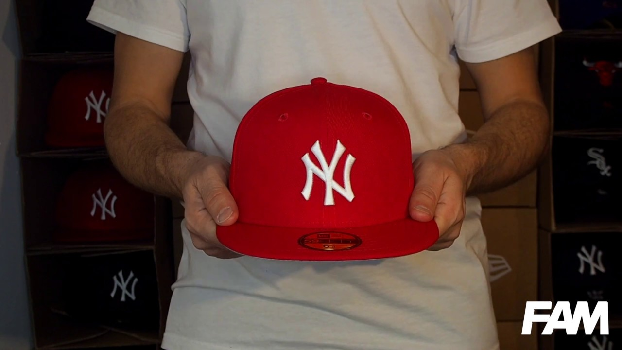 59fifty ny yankees fred durst edition fitted