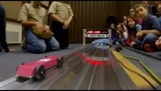 2013 Bowser Pinewood Derby #1