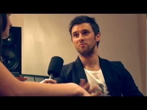 SDC Media students interview Radio 1's Danny Howard