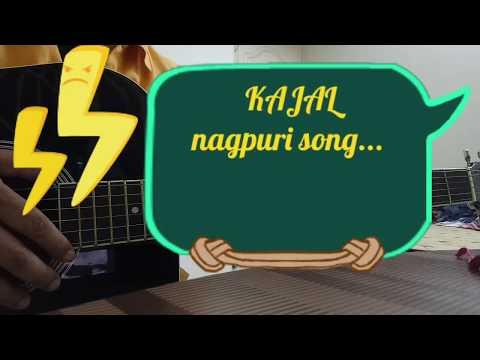 Kajal guitar chords Nagpuri song