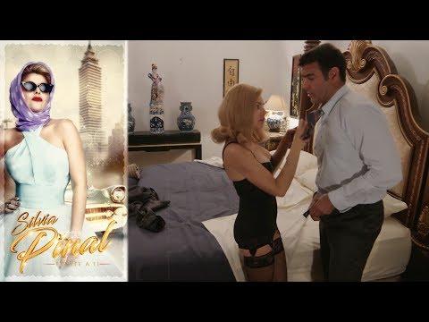 Silvia Pinal, frente a ti - Capítulo 11: Silvia descubre las infidelidades de Alatriste | Televisa