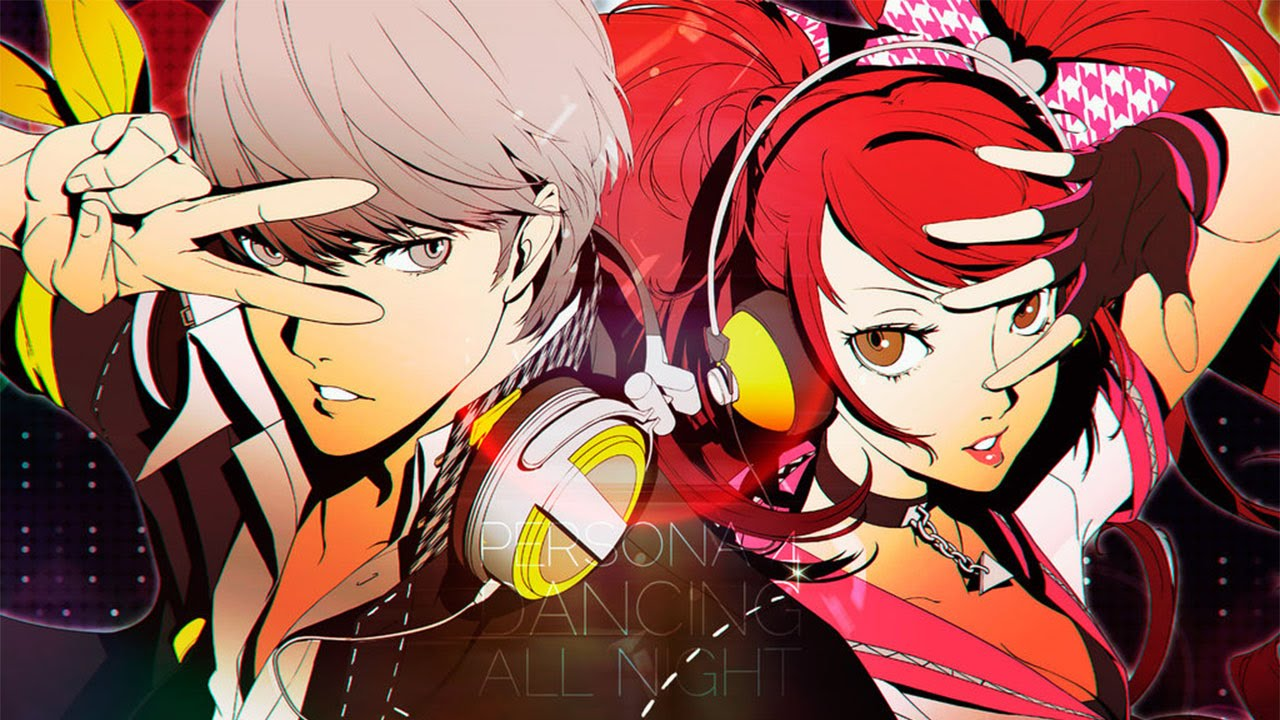 Persona 4 Dancing All Night Opening 1080p Youtube