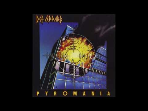 Def Leppard - Pyromania   Full Album